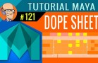 El Dope Sheet – Tutorial Maya