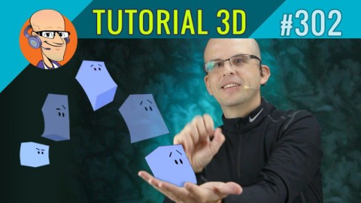 Tutorial Animando al Personaje Jhonny The Box en Autodesk Maya